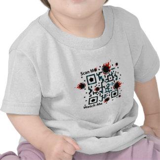 Productos de QRBlaster QRCode Camisetas