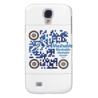 Productos de QRBlaster QRCode Funda Para Galaxy S4