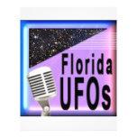Productos de radio del UFO de la Florida Membretes Personalizados
