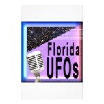 Productos de radio del UFO de la Florida Papelería