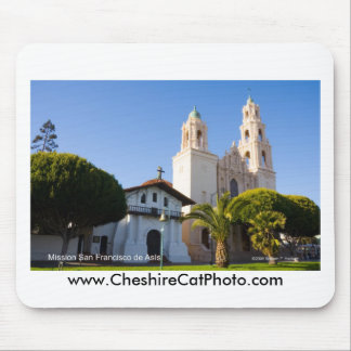 Productos de San Francisco de Asís California de l Tapete De Ratón