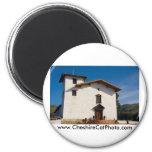Productos de San José California de la misión Imán Redondo 5 Cm