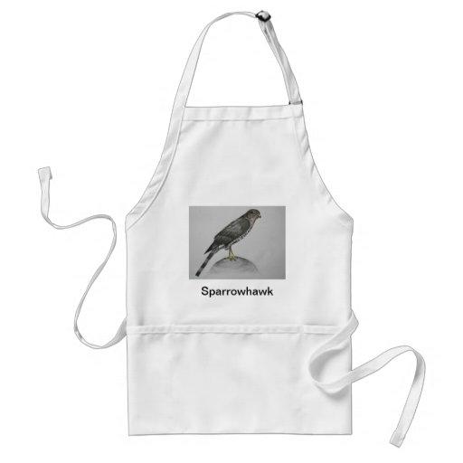 Productos de Sparrowhawk Delantal