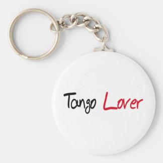 ¡Productos del amante del tango! Llavero Redondo Tipo Pin