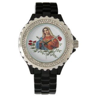 Productos del arte de Maria de la madre Reloj