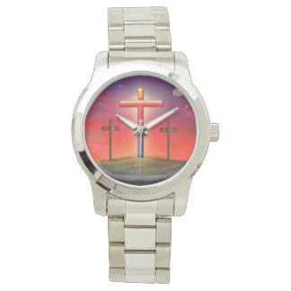 Productos del arte del Calvary Relojes De Mano