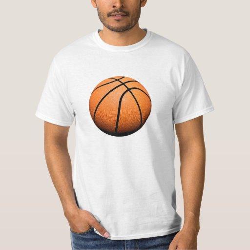 Productos del baloncesto remeras