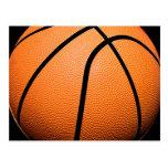 Productos del baloncesto tarjetas postales