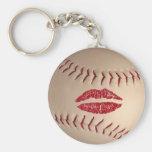Productos del béisbol llavero