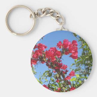 Productos del Bougainvillea Llavero Redondo Tipo Pin