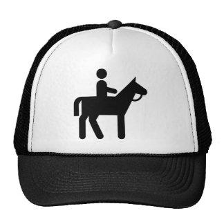 ¡Productos del caballo! Gorras