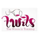 Productos del club del vino de los TWITs Papeleria