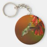 Productos del colibrí llavero personalizado
