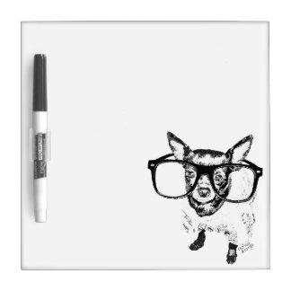 Productos del dibujo del ejemplo del perro de la c pizarras blancas