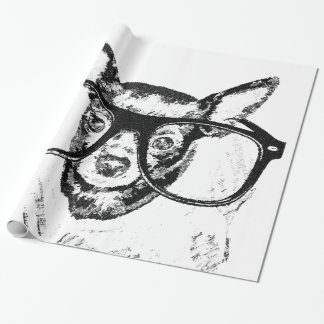 Productos del dibujo del ejemplo del perro de la