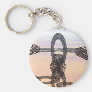 Productos del diseñador de CricketDiane de la máqu Llavero Redondo Tipo Pin
