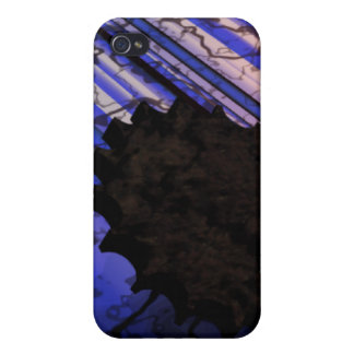 Productos del diseñador del engranaje 1 por Cricke iPhone 4/4S Carcasa