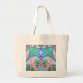 Productos del diseño del fractal bolsas de mano