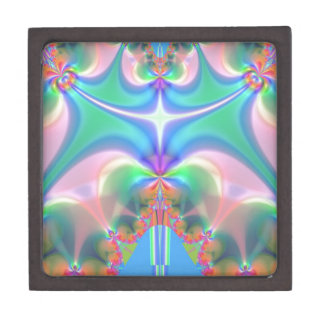 Productos del diseño del fractal caja de joyas de calidad