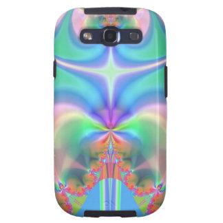 Productos del diseño del fractal galaxy SIII cárcasas