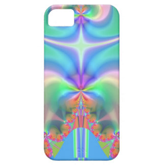 Productos del diseño del fractal iPhone 5 carcasa