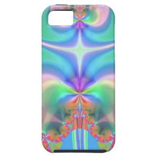 Productos del diseño del fractal iPhone 5 cárcasas