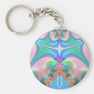 Productos del diseño del fractal llaveros