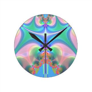 Productos del diseño del fractal relojes