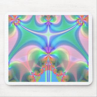 Productos del diseño del fractal tapete de ratones