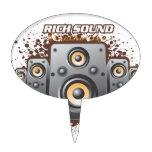 Productos del excelente sonido figura para tarta