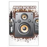 Productos del excelente sonido pizarras blancas