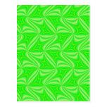 Productos del fractal postales