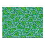 Productos del fractal tarjetas postales