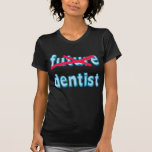 Productos del graduado de la escuela dental camiseta