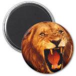 productos del león iman de frigorífico