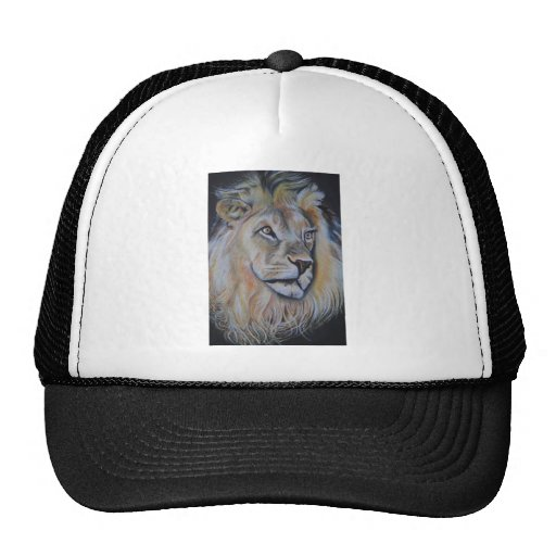¡Productos del león - rey de las bestias! Gorro De Camionero