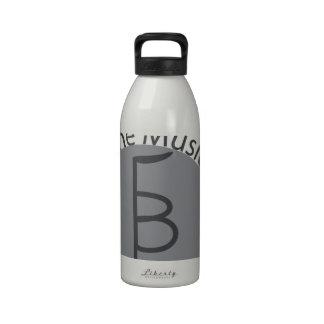 Productos del logotipo botellas de agua reutilizables