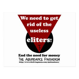 Productos del logotipo de Eliters Postales
