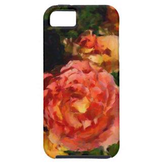 Productos del melocotón y del naranja iPhone 5 cobertura