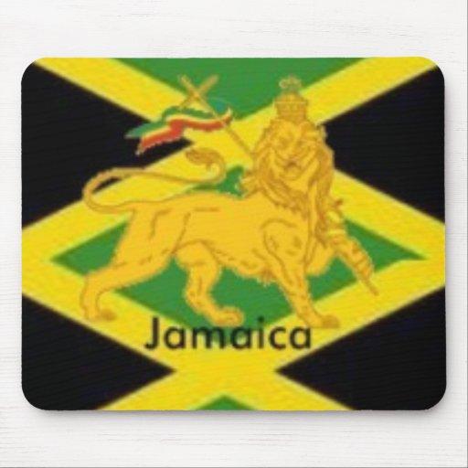Productos del mousepad de Jamaica Tapetes De Ratones