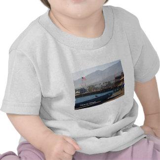 Productos del muelle de Santa Barbara Stearns Camisetas