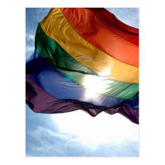 Productos del orgullo gay postales