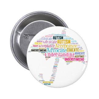 Productos del paraguas de la conciencia del autism pin