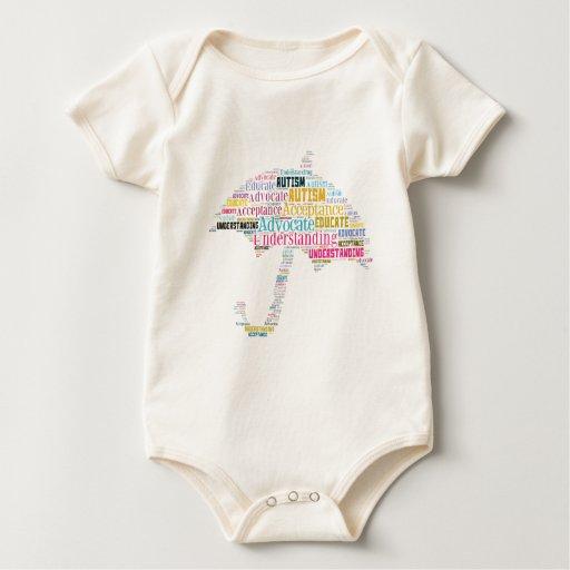 Productos del paraguas de la conciencia del body para bebé