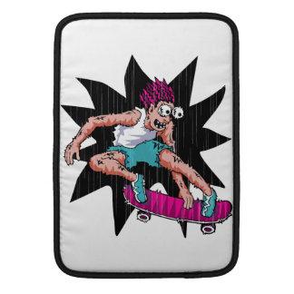 Productos del patinador de Freakin Fundas Macbook Air