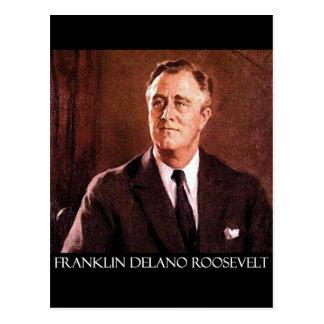 Productos del personalizable de Franklin Delano Ro Postal