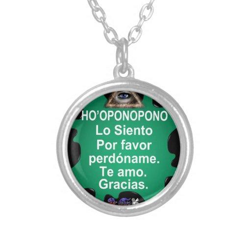 PRODUCTOS DEL PERSONALIZABLE DE HO'OPONOPONO COLLARES