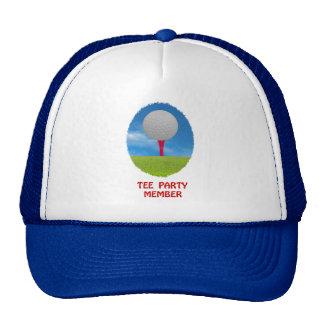 Productos del regalo de la parodia del miembro de  gorras