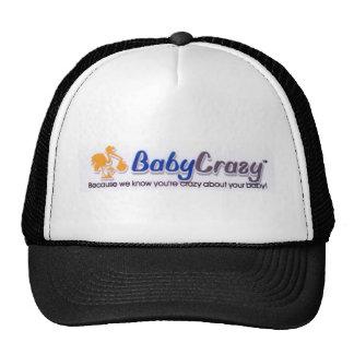 Productos del regalo del logotipo de BabyCrazy Gorros