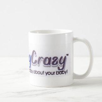 Productos del regalo del logotipo de BabyCrazy Taza